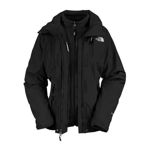 Image of   The North Face Womens Atlas Triclimate Jacket, Black