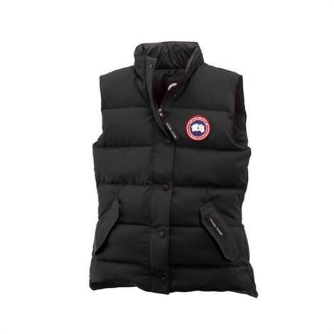 Image of   Canada Goose Ladies Freestyle Vest, Black