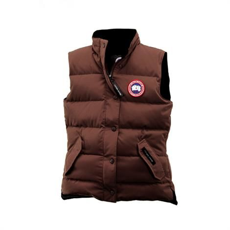 Image of Canada Goose Ladies Freestyle Vest, Caribou