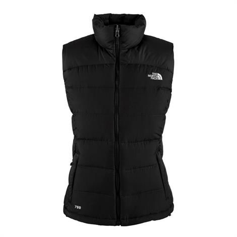 Image of   The North Face Womens Nuptse 2 Vest, Black