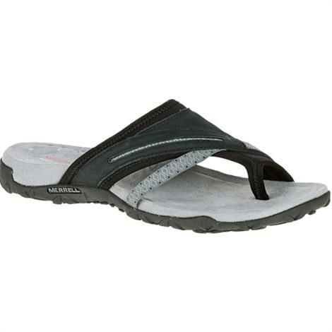Image of   Merrell Terran Post II Dame, Black