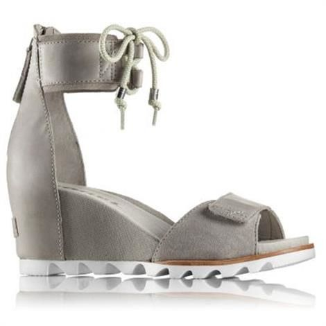 Sorel Joanie Ankle Lace Dame, Dove