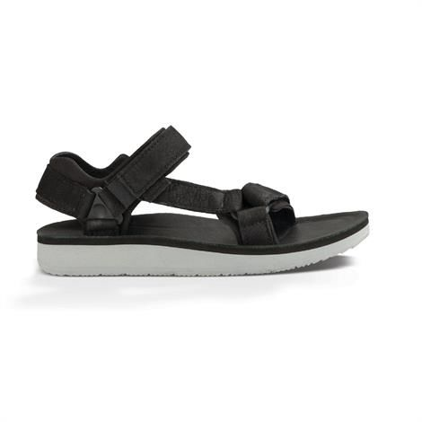 Image of   Teva Original Universal Premier Leather Dame, Black