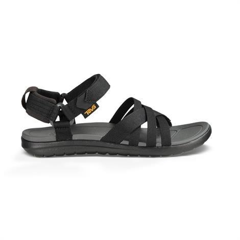 Teva Sanborn Sandal Dame, Black