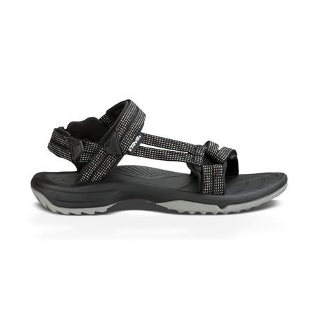 Image of   Teva Terra Fi Lite Dame, City Lights Black / Pastel
