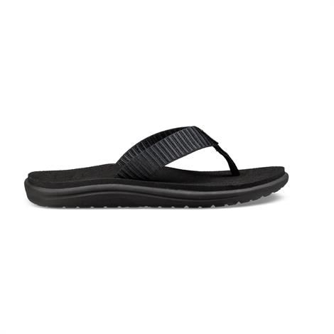 Image of   Teva Voya Flip Dame, Bar Street Black