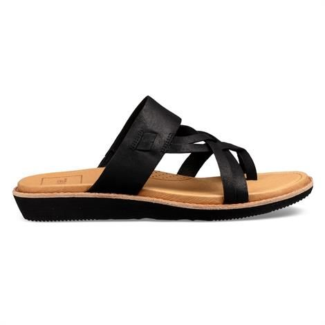 Image of   Teva Encanta Slide Dame, Black