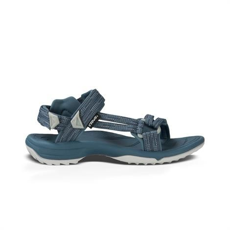 Teva Terra Fi Lite Dame, City Lights Vintage Blue