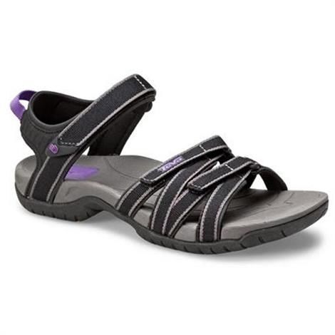 Image of   Teva Tirra, Black / Grey