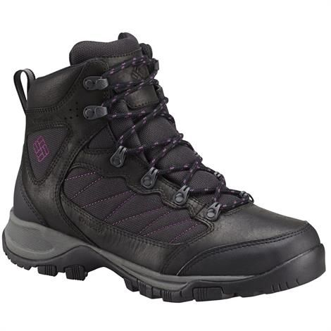 Image of   Columbia Cascade Pass Waterproof Dame, Black