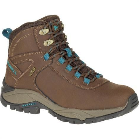 Image of   Merrell Vego Mid LTR WTPF Dame, Dark Earth