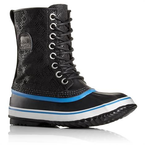 Image of   Sorel 1964 Premium CVS Dame, Black / Atmosphere