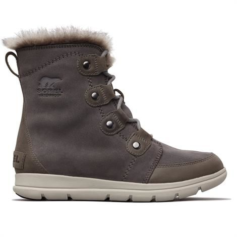 Image of   Sorel Explorer Joan Dame, Quarry / Black