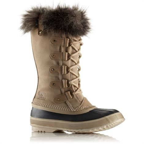 Image of   Sorel Joan of Arctic Dame, Oatmeal / Winter White
