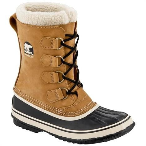 Image of   Sorel 1964 Pac 2 Dame, Buff / Black