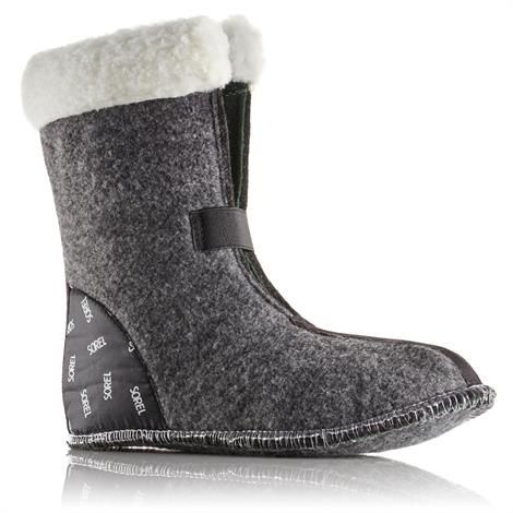 Image of   Sorel Caribou Innerboot Dame, Off-White