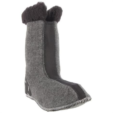 Sorel Caribou Innerboot Dame, Charcoal