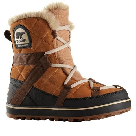 Image of   Sorel Glacy Explorer Shortie Dame, Elk