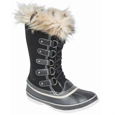 Image of   Sorel Joan of Arctic Dame, Black