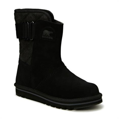 Image of   Sorel The Campus Dame, Black / Grill