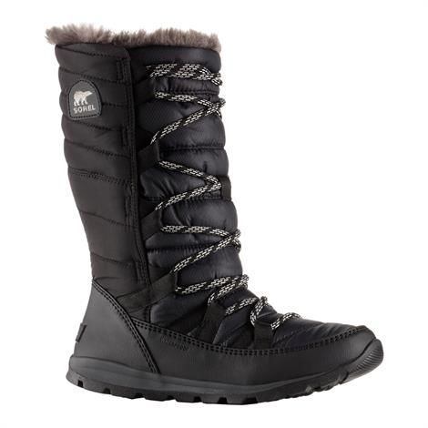 Image of   Sorel Whitney Lace Dame, Black