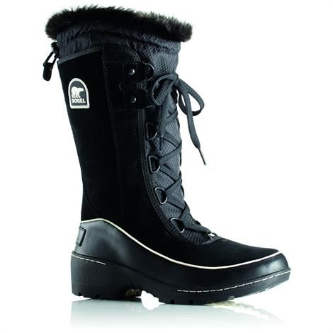 Image of   Sorel Torino High Dame, Black
