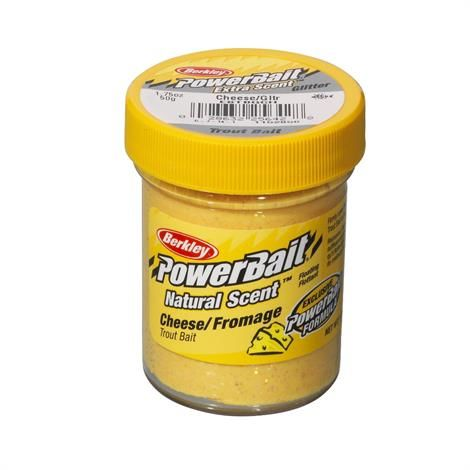Image of   Powerbait Natural Scent Cheese