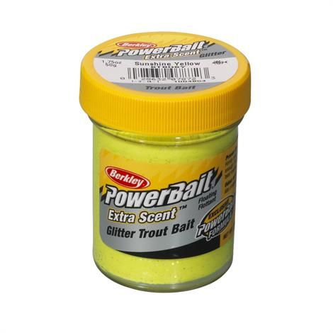 Image of   Powerbait Glitter Trout Bait