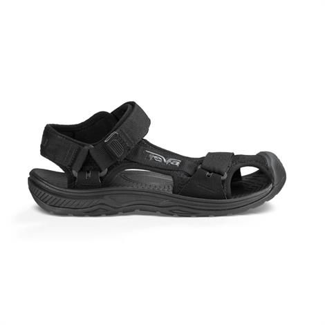 Image of   Teva Hurricane Toe Pro Herre, Black / Black