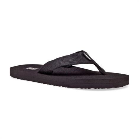 Image of   Teva Mush II Herre, Brick Black