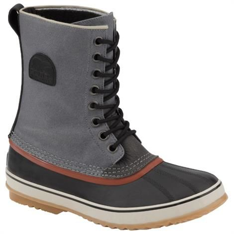 Image of   Sorel 1964 Premium T Herre, Charcoal / Black