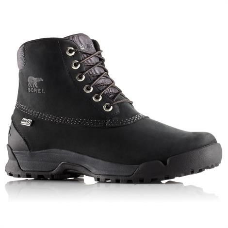 Image of   Sorel Paxson 6 OutDry Herre, Black / Shark