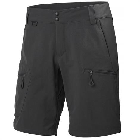 Image of   Helly Hansen Mens Crewline Cargo Shorts, Ebony