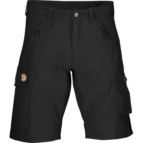 Image of   Fjällräven Abisko Shorts Mens, Black
