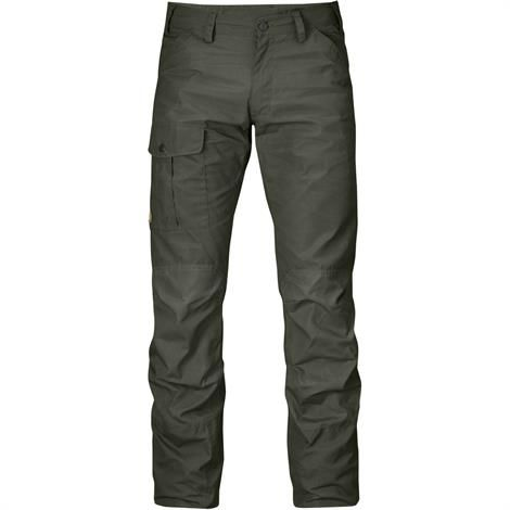 Image of   Fjällräven Nils Trousers Mens, Mountain Grey