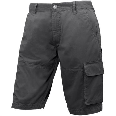 Image of   Helly Hansen Mens Cargo Shorts 12, Ebony