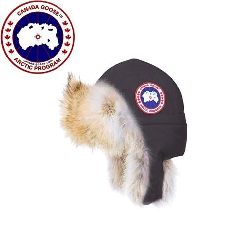 Image of Canada Goose Aviator Hat, Graphite