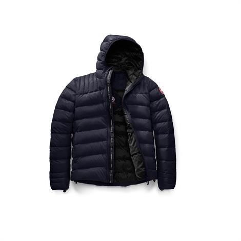 Image of   Canada Goose Mens Brookvale Hoody, Admiral Blue / Black