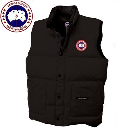 Image of   Canada Goose Mens Freestyle Vest, Black