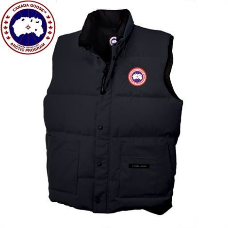 Image of   Canada Goose Mens Freestyle Vest, Navy