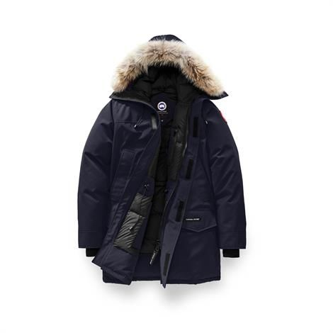 Image of   Canada Goose Mens Langford Parka, Admiral Blue