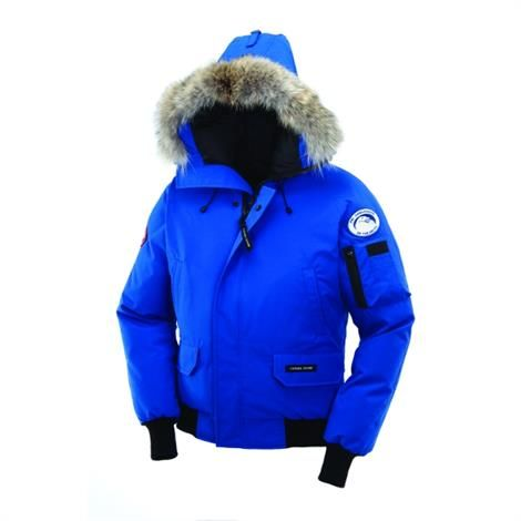 Canada Goose Mens Chilliwack PBI, Royal
