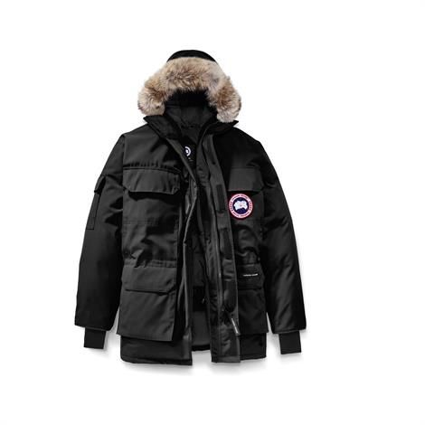 Image of   Canada Goose Mens Expedition Parka RF, Black