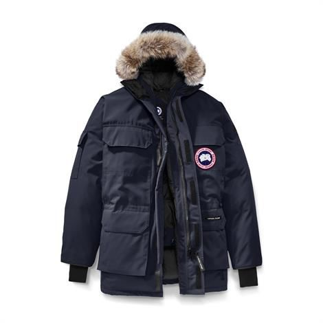 Canada Goose Mens Expedition Parka, Admiral Blue