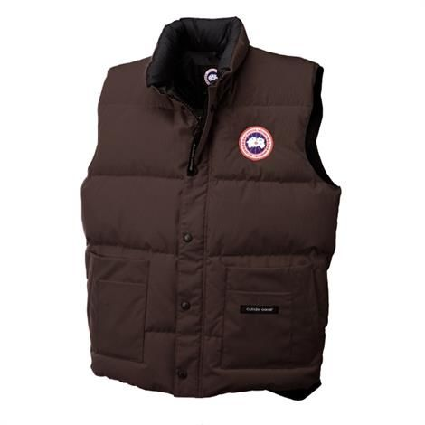 Image of   Canada Goose Mens Freestyle Vest, Caribou