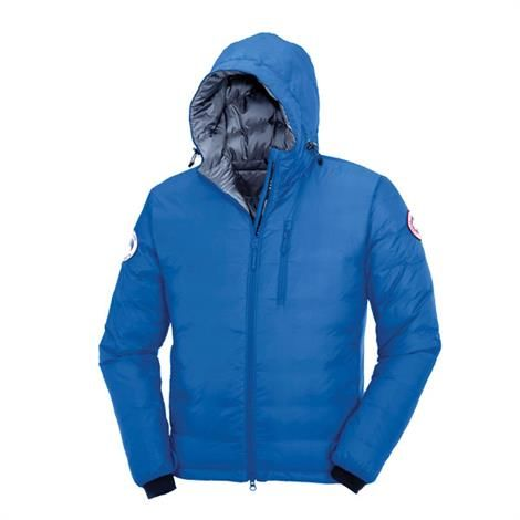 Image of   Canada Goose Mens PBI Lodge Hoody, Royal Blue