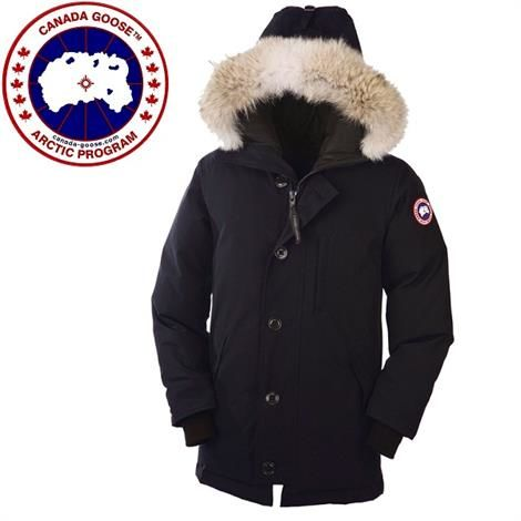 Image of   Canada Goose Mens The Chateau Jacket, Navy