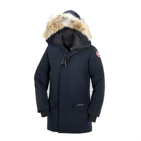 Image of   Canada Goose Mens Langford Parka, Navy