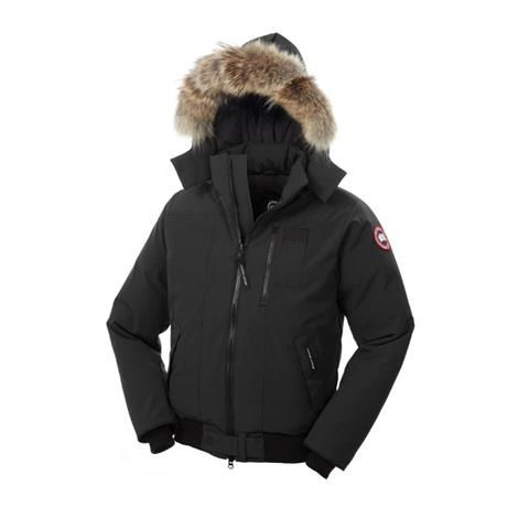 Canada Goose Mens Borden Bomber, Black