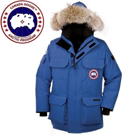 Canada Goose Mens Expedition PBI, Royal